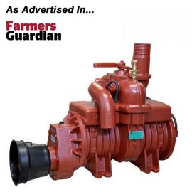 Slurry Tanker Pump