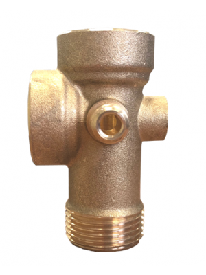 Brass R5V 5 Way Connector Fitting