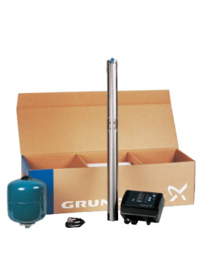 Grundfos SQE Constant Pressure System