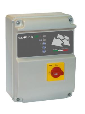 Simplex Up Pump Control Panel