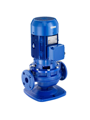 Lowara e-LNE In-line Circulator Pump