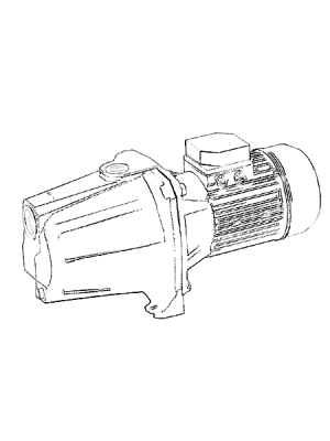 Ebara AGA Pump Parts