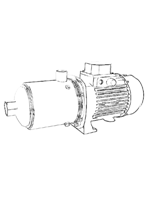 Ebara Matrix Pump Parts
