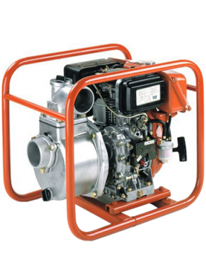 Diesel Engine Self Priming Pump