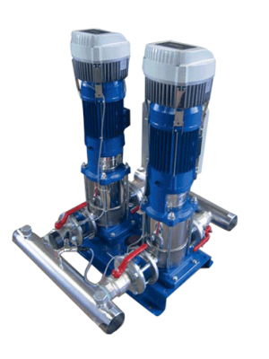 Lowara GHV20 Hydrovar Multi Pump Booster Set