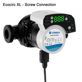Lowara Ecocirc XLplus Circulator Pump with Screw Connection