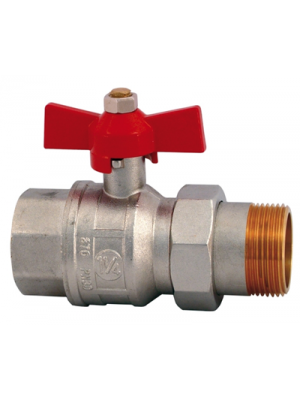 Ball Valves with Threaded Union