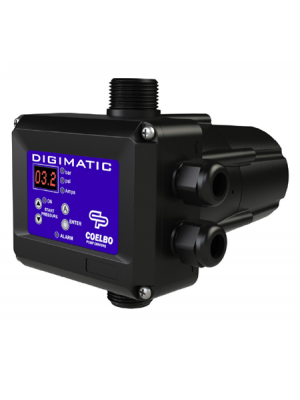 Digimatic Pump Control