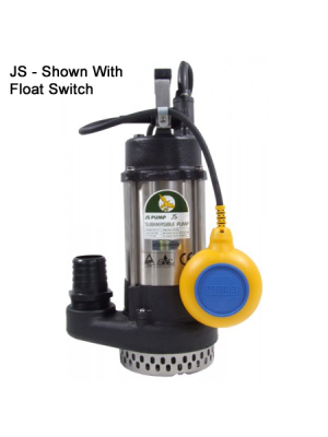 JS & JST Heavy Duty Submersible Drainage Pumps