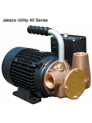 Jabsco Utility Self Priming Pumps