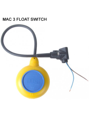 Mac 3 Float Switch