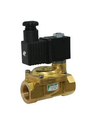 Brass Solenoid Valves- Normally Closed