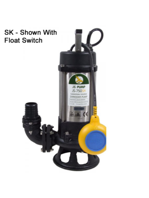 JS-SK & JST-SK Submersible Chopper Pumps