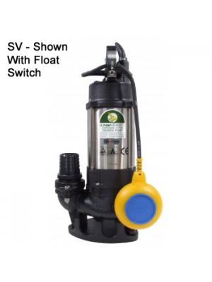 JS-SV & JST-SV Submersible Sewage Pumps