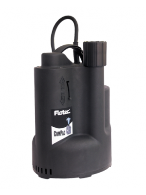 Flotec Puddle Sucker Compac Pump