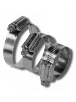 Hi-GRIP Stainless Steel Hose Clips