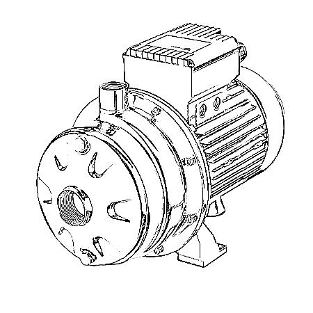 Ebara 2cdx Pump Spares