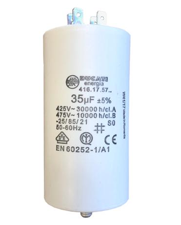 Quick Connect Capacitors for Centrifugal Pump Motors