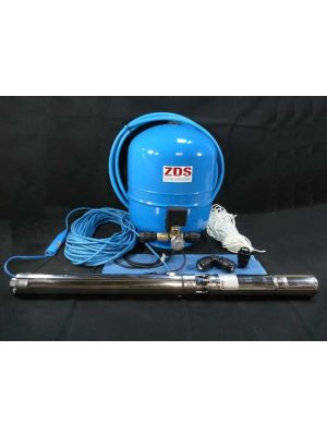 Complete Borehole Pump Kit 230v