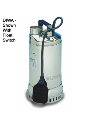 Lowara DIWA 230V Submersible Pumps