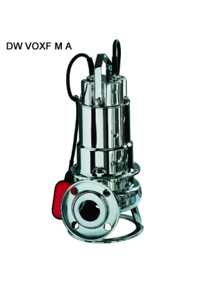 Ebara DWF VOX Series With Vortex Impeller