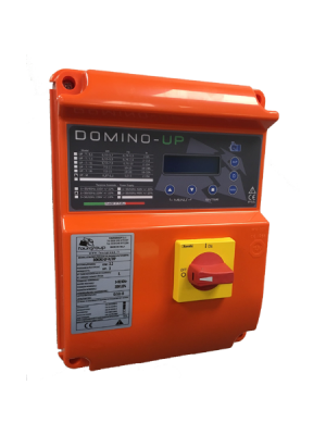 Domino Up Pump Control Panel