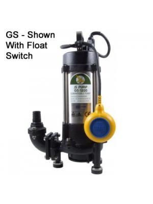 JS GS & GST Sewage Grinder Pumps