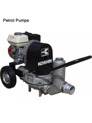 Petrol & Diesel Powered Diaphragm Pumps