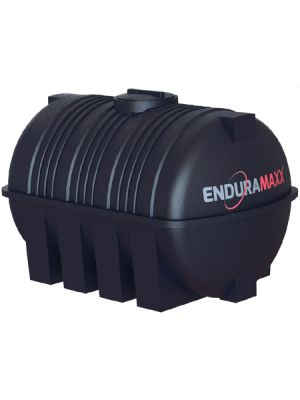 Enduramaxx Horizontal Static Rainwater Harvesting Tank