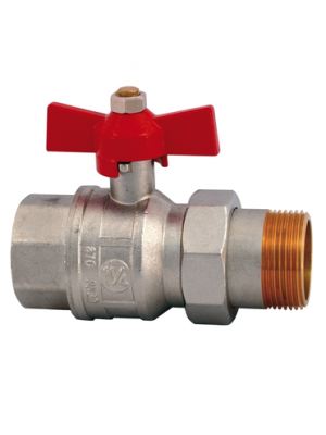 Ball Valve with Threaded Union