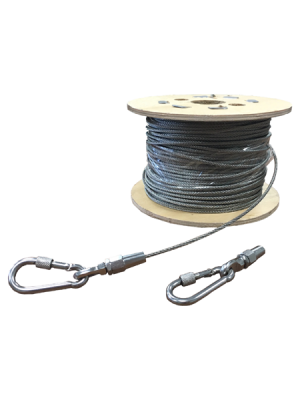 Borehole Pump Suspension Cable Kit