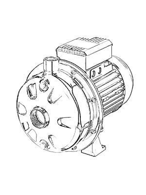 Ebara CDX Pump Parts