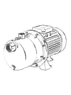 Ebara JEX Pump Parts