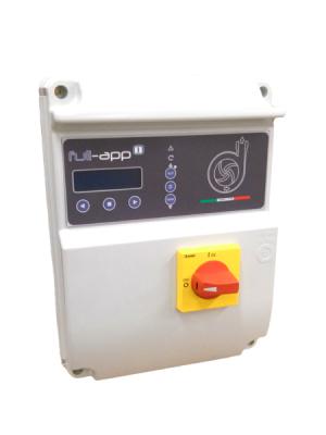 Full-App1 Pump Control Panel