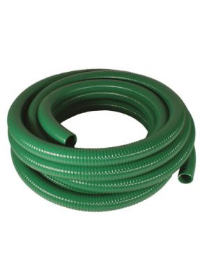 Reinforced Suction / Delivery Green Hose