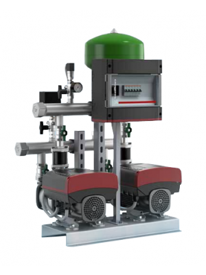 Grundfos Hydro Micro-E 2 CME Twin Pump Pressure Booster Sets