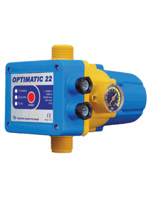 Optimatic 22 Pump Controller