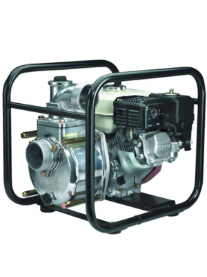 Semi-Trash Duty Self Priming Engine Pump