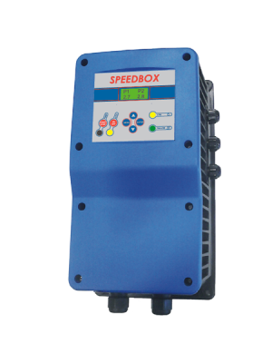 Speedbox Wall-Mounted Variable Speed Drive