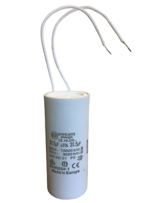 Replacement Start Capacitors with Leads