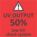 UV Outlet 50% Low
