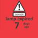 Lamp Expiry
